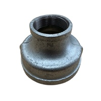 Galvanised Malleable Reducing Socket