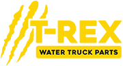 T-Rex Water Trucks logo